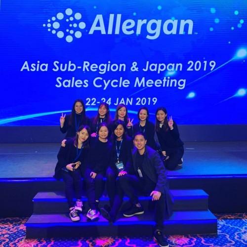 Asia Sub-Region & Japan 2019 Sales Cycle Meeting PLENARY SESSION