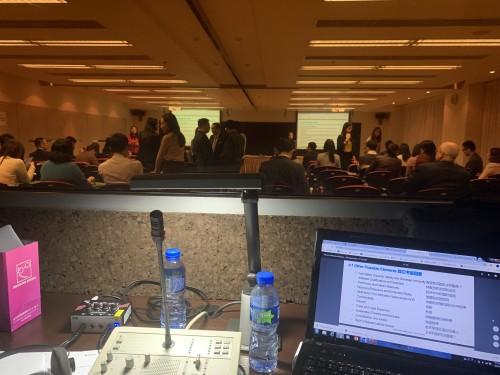 法律改革範疇培訓項目 - 仲裁法研討會順利舉辦 - 詞鋒翻譯